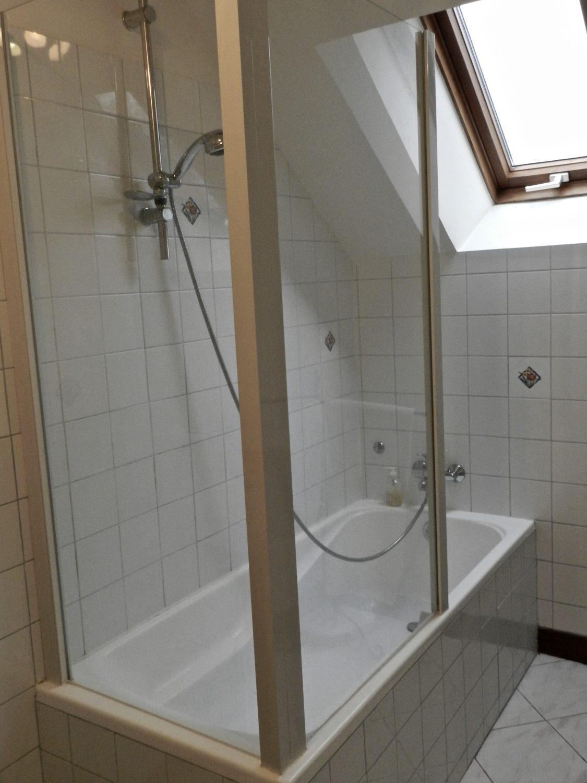 Salle de bain privée du gîte de Pur Cheval